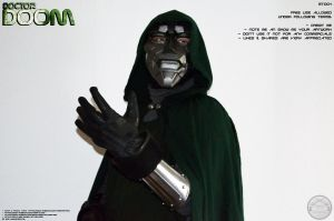 Dr. Doom - Stock7 by Joran-Belar