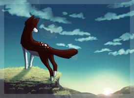 Coming Back by SunSketch