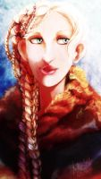 Nuala of the White Hair by MistyTang