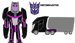 Transformers Omega MotorMaster by werewolf90x
