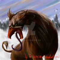 Griffin by TinTans