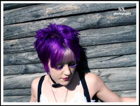 Colour Fiend Hair n Make Up 02 by herphotography
