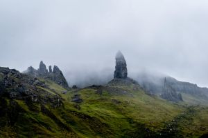 Old Man of Storr by knilch