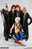 KH Group Shot Katusucon 2011 by Ruet-Beer