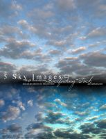 Sky Pack 1 by neverFading-stock