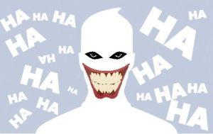 Facebook Profile picture_Joker Attempt by neuronboy42