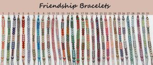 Bracelet Sale - Close up by sketchtastrophe