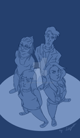 Orphan Black by Julipy