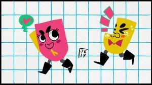 Snipperclips. by J-Comics
