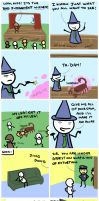 comic on the internet number 4 by readmorebooks