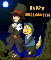 Halloween2015 - #1 by CoolFireBird