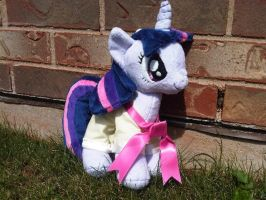 Twilight in Birthday Dress Commission for Hapatast by caashley