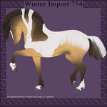 Nordanner Winter Import 754 by DemiWolfe-Stables