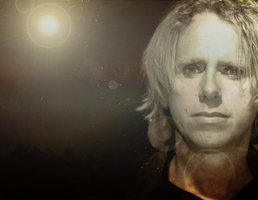 Martin Gore by shellyplayswithfire