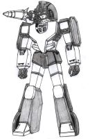 transformers Mirage G1 by thanzo21