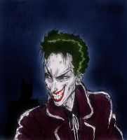 The Joker by dwightyoakamfan