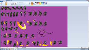 Dj Sprite Sheet Update by SoraIroDJ