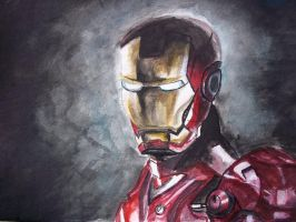 Iron Man by xXPlatinumSkiesXx
