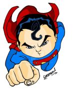 CHIBI SUPES by CHIBIWORLD