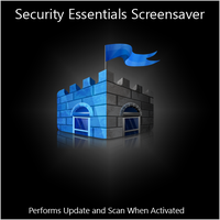 Security Screensaver by Drudger