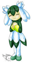 :Featured Seedrian: Gardenia by Peridotty