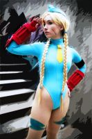 Cammy by ChiseLuneth
