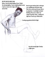 Bic Pen Drawing Demo ( Rockwell off his Rocker ) by FUNKYMONKEY1945
