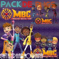 pack png MBC by Cathyrhapsodiana