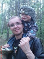 My Son and Me by bartoszf