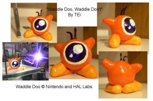 Waddle Doo, Waddle Don't by TEi-Has-Pants