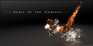 Dance of the Elements by MatthiasM