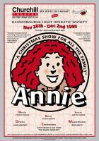 Annie Poster by legley