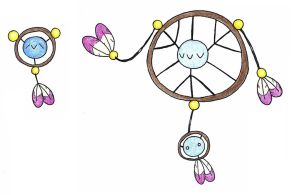 Dreamcatcher by FrozenFeather