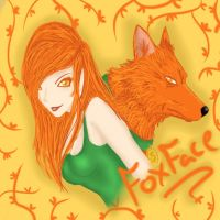 The fox that became a wolf. by Hate-Incarnate