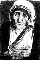 MOTHER TERESA by sagarpuro