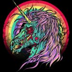 Zombie Unicorn by Design-By-Humans