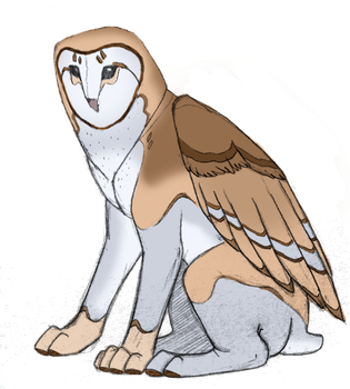 Gryphon by Keraia