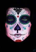 Sugar Skull, take two by elethoniel
