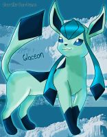 Glaceon by like-like-you-dream