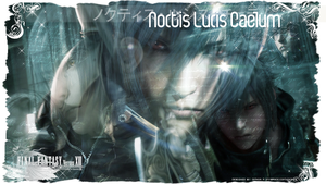 Prince Noctis Lucis Caelum by OmniaMohamedArt