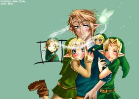Everybody loves LinK by YongFoo-ds7