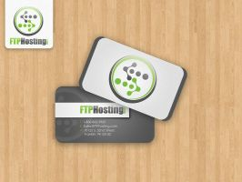 FTP-BusinessCard by XtrDesign