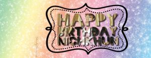 Happy Birthday To Nichkhun! by shirlysnowiie