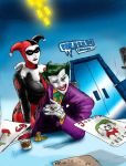 The Iceberg  Lounge: Joker: Color by Omnipotrent