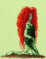 Poison Ivy by Flynn-the-cat