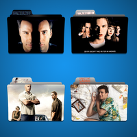 F Movies Folder Icon Pack by Kliesen