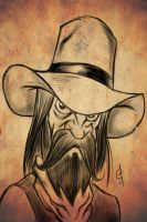 Old Cowboy by GuilhermeZanatta