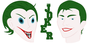 ART TRADE : THE JOKER by CHRISwillar