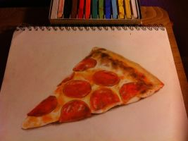 Pizza duh by alexapangilinan