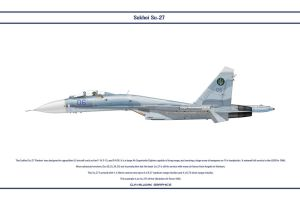 Su-27 Ukraine 2 by WS-Clave